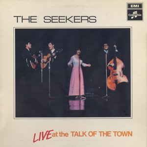 The Seekers - Live At The Talk Of The Town (1968) Columbia/SCX6278 - UK Pressing - LP/FLAC In 24bit/96kHz