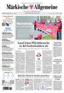 Märkische Allgemeine Zossener Rundschau - 10. Januar 2018