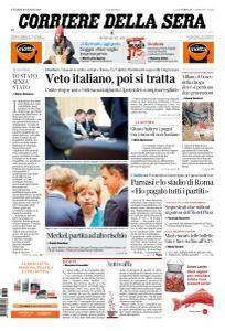 Corriere della Sera - 29 Giugno 2018