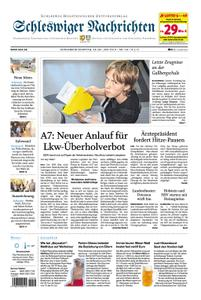 Schleswiger Nachrichten - 29. Juni 2019