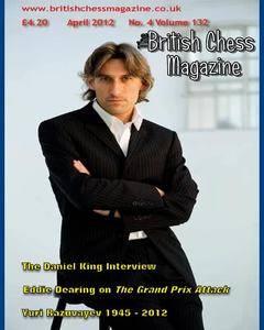 British Chess Magazine • Volume 132 • April 2012