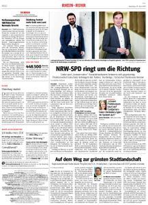 WAZ Westdeutsche Allgemeine Zeitung Wattenscheid - 29. Juni 2019