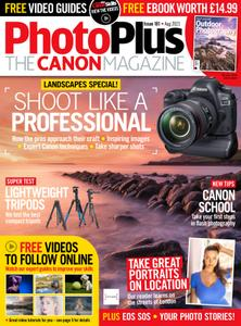 PhotoPlus: The Canon Magazine - August 2021