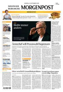 Solinger Morgenpost – 09. September 2019
