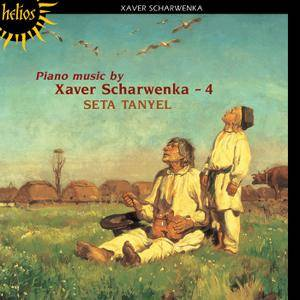 Franz Xaver Scharwenka - Piano Music Vol.4 - Seta Tanyel (2003) {Hyperion-Helios CDH55134 rec 1995}