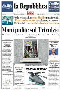 la Repubblica - 8 Aprile 2020