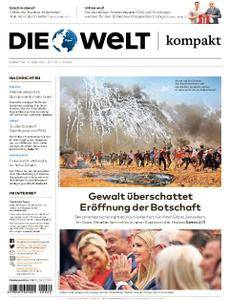 Die Welt Kompakt Berlin - 15. Mai 2018