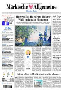 Märkische Allgemeine Fläming Echo - 05. Juni 2019