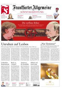 Frankfurter Allgemeine Sonntags Zeitung - 13 September 2020