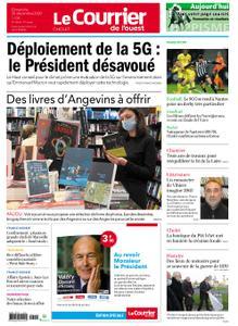 Le Courrier de l'Ouest Cholet – 20 décembre 2020