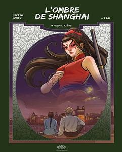 L'ombre de Shanghai - Tome 4 - Pris au piège