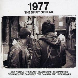 VA - 1977: The Spirit of Punk (2007)