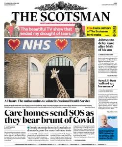 The Scotsman - 30 April 2020