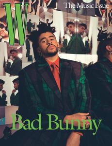 W Magazine - May 2021