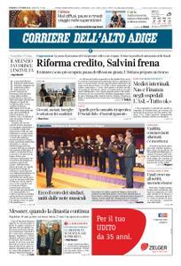Corriere dell'Alto Adige – 07 ottobre 2018