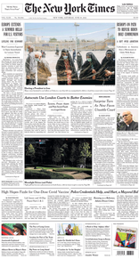 The New York Times – 19 June 2021
