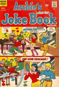 Archies Joke Book Magazine 172 1972
