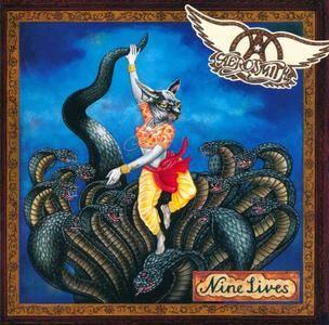 Aerosmith - Nine Lives (1997) [Enhanced]