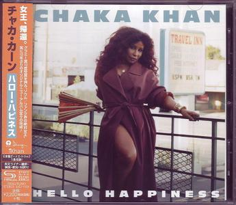 Chaka Khan - Hello Happiness (2019) [Japan SHM-CD]