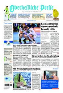 Oberhessische Presse Marburg/Ostkreis - 26. Januar 2019
