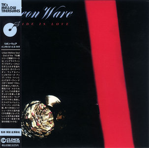Leon Ware - Inside Is Love (1979) [Japanese Mini LP 2013] Re-Up