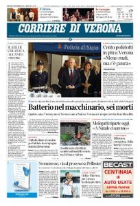 Corriere di Verona – 20 novembre 2018