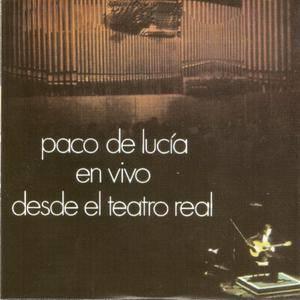 Paco de Lucia - En vivo desde el Teatro Real (1975) {2010 Nueva Integral Box Set CD 14 of 27}