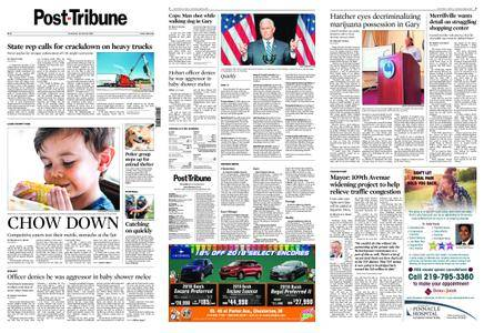 Post-Tribune – August 11, 2018