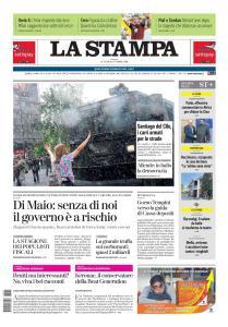 La Stampa Imperia e Sanremo - 21 Ottobre 2019