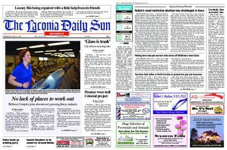 The Laconia Daily Sun – May 16, 2018