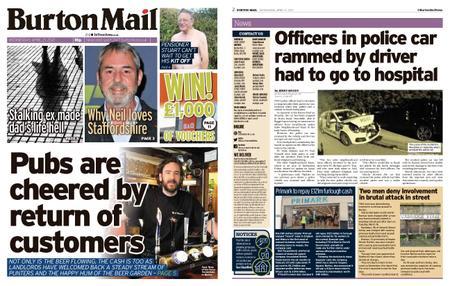 Burton Mail – April 21, 2021