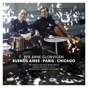 Per Arne Glorvigen - Buenos Aires · Paris · Chicago (2019) [Official Digital Download 24/96]