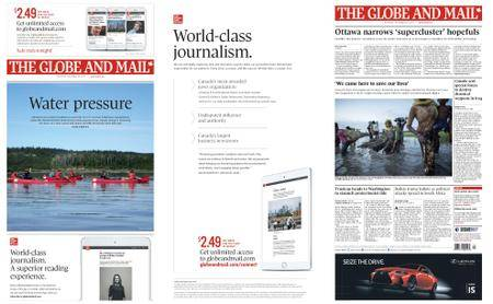 The Globe and Mail – October 10, 2017