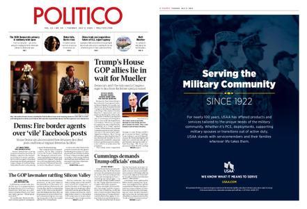 Politico – July 02, 2019