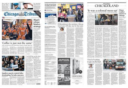Chicago Tribune – February 24, 2020