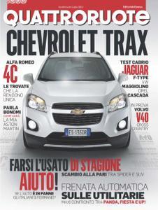 Quattroruote Italia N.694 - Luglio 2013
