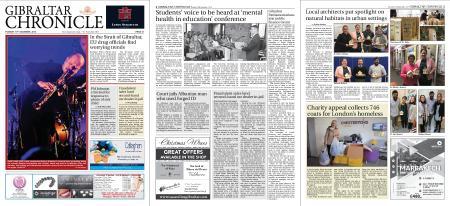 Gibraltar Chronicle – 10 December 2019
