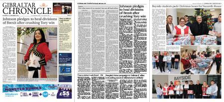 Gibraltar Chronicle – 14 December 2019