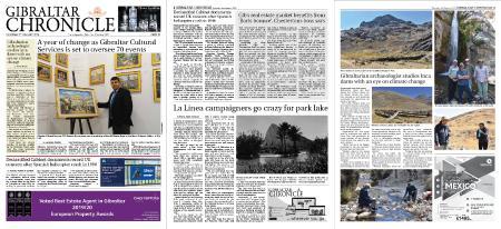 Gibraltar Chronicle – 02 January 2020