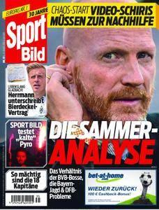 Sport Bild - 29. August 2018
