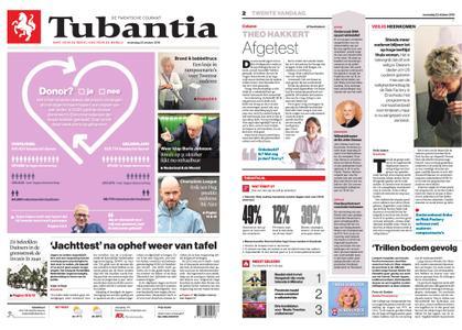 Tubantia - Enschede – 23 oktober 2019