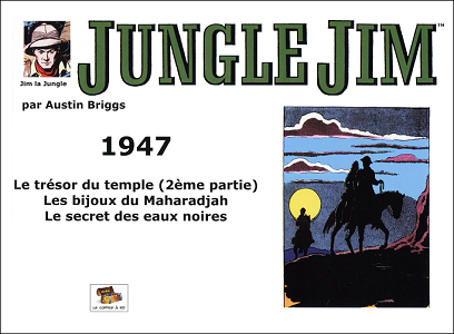 Jungle Jim - Tome 10 (Int. 1947)