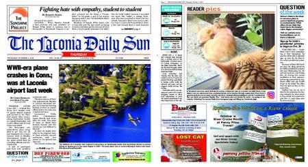 The Laconia Daily Sun – October 03, 2019