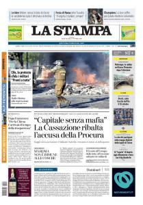 La Stampa Imperia e Sanremo - 23 Ottobre 2019