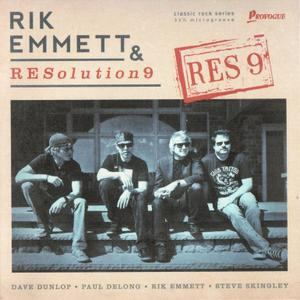 Rik Emmett & RESolution 9 - RES 9 (2016)