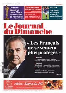 Le Journal du Dimanche - 02 février 2020