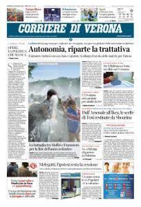 Corriere di Verona - 10 Giugno 2018
