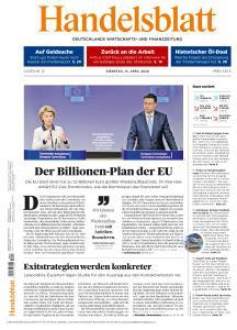 Handelsblatt - 14 April 2020