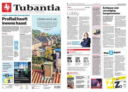 Tubantia - Enschede – 11 oktober 2018