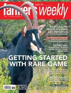 Farmer's Weekly - 28 July 2017